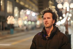 MINNESOTA MAN:  Incredible singer-songwriter Mason Jennings plays SLO Brew on March 18. - PHOTO COURTESY OF MASON JENNINGS