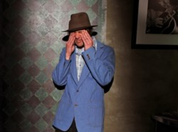 "HE'LL MAKE YOUR HEAD EXPLODE! :  Rolling Stone magazine calls Todd Snider ""America's sharpest musical storyteller."" - PHOTO COURTESY OF TODD SNIDER"