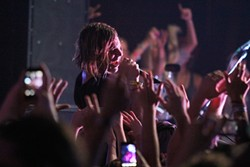 RECREATE :  On May 16, electronic artist Awolnation headlines a five-band show at Cal Poly's Rec Center, which is newly reopened after a six-year renovation. - PHOTO COURTESY OF AWOLNATION