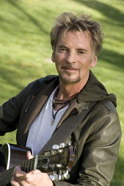 HE'S GONNA GET FOOTLOOSE!:  Kenny Loggins plays his hits and more on July 12 at Vina Robles Amphitheatre. - PHOTO COURTESY OF KENNY LOGGINS
