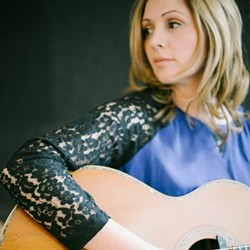 SUNSHINE R&B:  Singer-songwriter Valarie Mulberry performs a free in-store at Boo Boo Records on April 11. - PHOTO COURTESY OF ARNA BEE