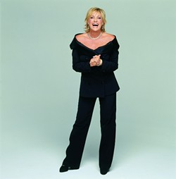 LORNA WITH AN N :  Move over Liza with a Z, because Judy Garland's other daughter, Lorna Luft, is coming to the PAC on Feb. 19. - PHOTO COURTESY OF LORNA LUFT