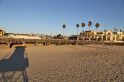 NO MORE OBSTACLES:  Opposition to the BeachWalk Hotel, a 94,000-square-foot resort on Pismo Beach's scenic beachfront, gained momentum in 2015 until the contesting parties suddenly dropped their lawsuits and appeals in the fall. With approval from the planning commission and backing of the City Council, the BeachWalk Hotel is set to move forward. - FILE PHOTO BY DYLAN HONEA-BAUMANN