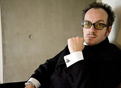 AN INTIMATE EVENING WITH ELVIS :  The legendary Elvis Costello will appear solo for an evening of music from his past, present, and future on April 12 at the PAC. - PHOTO COURTESY OF ELVIS COSTELLO