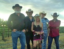 HOWDY, PARDS!:  TRAXX will perform acoustically in Paso's Dish Restaurant on Nov. 22 and Nov. 30. - PHOTO COURTESY OF TRAXX