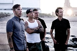20 YEARS YOUNG! :  Bouncing Souls are celebrating their 20th year as a band with a show on Oct. 25 at Downtown Brew. - PHOTO COURTESY OF BOUNCING SOULS