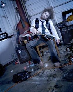 JON BARTEL, MUSICIAN: - PHOTO BY STEVE E. MILLER
