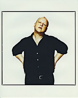 THE GODFATHER OF ALT-ROCK :  Frank Black, former Pixies frontman, returns to Downtown Brew on Aug. 11. - PHOTO COURTESY OF FRANK BLACK