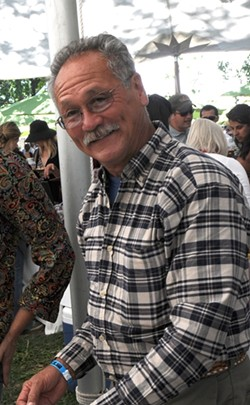 GROW-IT-RALPH:  Farmer Ralph Johnson sells his freshly harvested produce at the Arroyo Grande, Baywood, Morro Bay, San Luis Obispo, and Templeton farmers markets. - PHOTO BY DAN HARDESTY