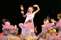 KING OF MICE:  Civic Ballet of SLO presents The Nutcracker Dec. 13-14 at the PAC in SLO. Here is a rundown of what's happening Nutcracker-wise throughout the weekend. Dec. 13 at 1:15 p.m.: Sugar Plum Tea Party special event. 2 p.m.: Matinee performance. 7 p.m - PHOTOS COURTESY BARRY GOYETTE