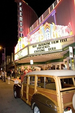 MADE FOR THE MARQUEE:  The San Luis Obispo International Film Festival is offering a two-week summer workshop for aspiring young filmmakers from July 14-24.