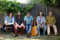 THIRD TIME'S A CHARM :  Old Californio returns to town for the third time on Aug. 5 when they play at Frog and Peach. - PHOTO COURTESY OF OLD CALIFORNIO