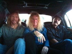 ALMOST ZEPPELIN!:  Led Zepagain: The Ultimate Tribute to Led Zeppelin, plays on Nov. 30 in SLO Brew. - PHOTO COURTESY OF LED ZEPAGAIN
