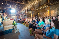 LEARNING IS DELICIOUS:  Roll up your sleeves and learn a new skill at a slew of culinary demonstrations unfolding at Sunset and Visit SLO's SAVOR the Central Coast's Main Event slated for Sept. 26 to 27 at Santa Margarita Ranch. - PHOTO COURTESY OF VISIT SLO