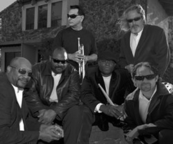 SMOOTHER THAN A BABY SEAL:  Contemporary jazz act Urban 805 plays Blacklake Golf Resort on Aug. 20. - PHOTO COURTESY OF URBAN 805