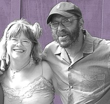 TWO ON THE TOWN :  Awesome blues duo Valerie Johnson & Al B. Blue will open the Arroyo Grande Village Summer Concert Series on Sept. 7. - PHOTO COURTESY OF VALERIE JOHNSON & AL B. BLUE