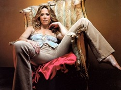 KICK BACK WITH SHERYL CROW :  On May 22, Sheryl Crow (pictured) plays the OPTION Music Festival at Avila Beach, which also features Hot Buttered Rum and Lakes. Tickets are going fast! - PHOTO COURTESY OF SHERYL CROW