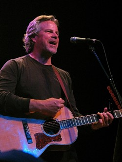 KEEN ON KEEN :  Witty Texas troubadour Robert Earl Keen comes to Pozo Saloon on Aug. 24. - PHOTO COURTESY OF ROBERT EARL KEEN