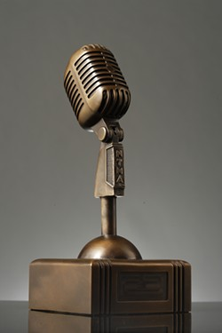 YOUR NAME GOES HERE! :  Enter the fifth annual New Times Music Awards beginning Thursday, June 6! - PHOTO COURTESY OF STEVE E. MILLER