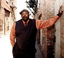 DEEP BLUES:  The Sugaray Rayford Band play Jan. 24 at the SLO Vets Hall for the next SLO Blues Society dance concert. - PHOTO COURTESY OF SUGARAY RAYFORD