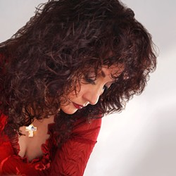 MEET HER IN THE GARDEN OF JOY :  Maria Muldaur and Her Garden of Joy Jug Band come to the Red Barn Community Music Series on Nov. 28. - PHOTO COURTESY OF MARIA MULDAUR