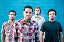 PUNKABILLY :  MxPx frontman Mike Herrera brings his alt-country-flavored new band, Tumbledown, to Downtown Brew on Sept. 4. - PHOTO BY JERED SCOTT