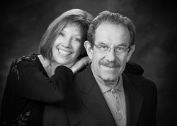 TAKE TWO:  Local jazz stars Lynn Manzella and Bob Harway will make a rare joint appearance on Nov. 21 at the Inn at Morro Bay with the Mike Raynor Trio. - PHOTO COURTESY OF LYNN MANZELLA AND BOB HARWAY