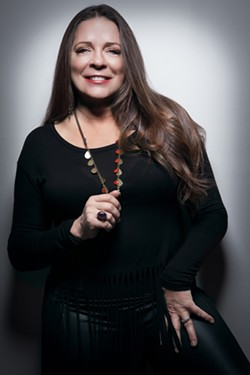 CARTER FAMILY LEGACY:  Carlene Carter keeps the music of the Carter Family alive on her new album and at SLO Brew on June 20. - PHOTO COURTESY OF CARLENE CARTER