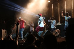 RUNNIN':  The Pharcyde drops 'nother one … - PHOTO BY MANFRED WERNER