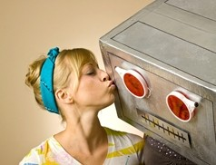 A SYTHNETIC KIND OF LOVE :  Dr. Sullins investigates the ethical implications of a mechanical partner. - FILE PHOTO