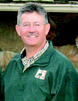 AT ITS CORE :  CoreClean president and former SLO County Farm Bureau president John Mark Moore is being sued by his company's former CEO. - PHOTO COURTESY OF SLO COUNTY FARM BUREAU