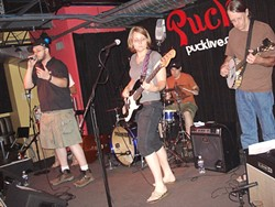 WEIRD GOOD :  Bay-area-based Celtic hip-hop band (yes, you read that correctly) Beltaine's Fire plays March 10 at The Clubhouse and March 11 at Linnaea's café. - PHOTO COURTESY OF BELTAINE'S FIRE
