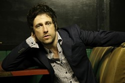 NEVER GIVE IN:  Nashville singer-songwriter Will Hoge returns to SLO Brew on May 7 to sing songs about his indefatigable spirit. - PHOTO COURTESY OF WILL HOGE