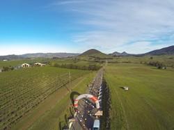 TRAIN INSANE:  The SLO Marathon will take place April 24 through 26. - PHOTO COURTESY OF SLO MARATHON