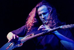 GUITAR MASTER :  Incredible guitarist Preston Reed plays Oct. 23 at Coalesce Bookstore and Oct. 24 at Castoro Cellars. - PHOTO COURTESY OF PRESTON REED