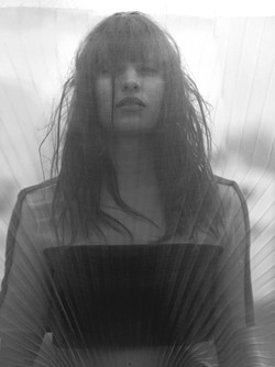 AMSTERDAM HAZE:  Experience the dreamy indiepop of Amsterdam native Sofie Winterson starting on March 4 at Last Stage West, March 5 at Linnaea's Café, and March 8 at Otter Rock Café. - PHOTO COURTESY OF SOFIE WINTERSON
