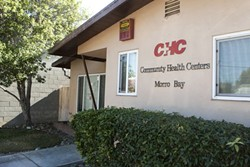 OLD AND NEW:  The former Morro Bay Community Health Center facility is no more, but its merger with the CHC Supercenter in SLO promises to better serve the former location's clients with help from the county and members of the community. - PHOTO BY STEVE E. MILLER