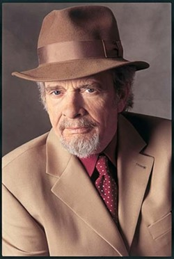 LIVING LEGEND :  Country superstar Merle Haggard plays the PAC on Sept. 30. - PHOTO COURTESY OF MERLE HAGGARD