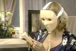 REJUVENIQUE FACE MASK : - IMAGE COURTESY OF THE FOUND FOOTAGE FESTIVAL