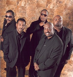 MOTOWN LEGENDS :  The Temptations perform Jan. 11 in the Performing Arts Center's Christopher Cohan Center. - PHOTO COURTESY OF THE TEMPTATIONS