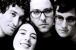 LOCAL KIDS MAKE GOOD :  Grand Lakes, an Oakland-based art rock act that's going places, including Steynberg Gallery on June 13, consists of all SLO natives. - PHOTO COURTESY OF GRAND LAKES
