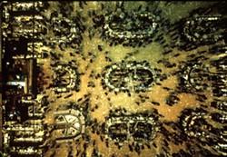 NEW YORK STOCK EXCHANGE, 1979: - PHOTO COURTESY OF SANTI VISALLI