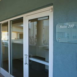 OUT WITH THE OLD:  Visit San Luis Obispo County has left its former office in south San Luis Obispo. - PHOTO BY STEVE E. MILLER