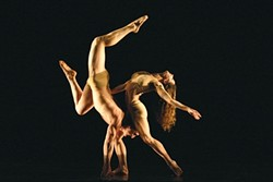 THE BEST OF MOMIX :  Jan. 13 at 7 p.m. at the Cohan Center. $20-44. momix.com. - PHOTO COURTESY OF MOMIX