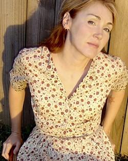 LAID BARE :  Amazing Nashville folk singer-songwriter Diana Jones plays Atascadero's Bru Coffeehouse on June. 17. - PHOTO COURTESY OF DIANA JONES
