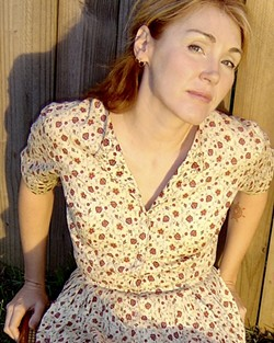 LAID BARE :  Amazing Nashville folk singer-songwriter Diana Jones plays Atascadero's Bru Coffeehouse on June. 17. - PHOTO COURTESY OF DIANA JONES