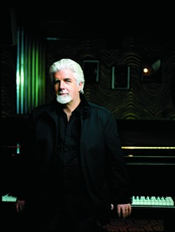 BLUE-EYED SOUL :  Michael McDonald will perform his hits and R&B classics at the PAC on March 18. - PHOTO BY DANNY CLINCH