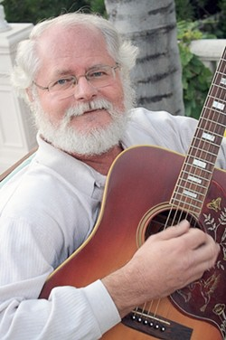 COUNTRY-FLAVORED :  Singer/songwriter Bill Stapley (pictured) is joined by his friend Wayne Wolcoff for the Songwriters at Play showcase at the Steynberg Gallery in SLO on Dec. 14. - PHOTO COURTESY OF BILL STAPLEY