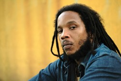 BEACH REGGAE!:  The Second Annual Avila Reggae Festival takes place on May 24 with headliner Stephen Marley as well as Iration and Capleton opening. - PHOTO COURTESY OF STEPHEN MARLEY