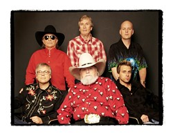 POZO PERFECT :  On April 26, you can see Santa Margarita beauty Jade Jackson, the amazing musical pyrotechnics of Cuesta Ridge, and then the fiddle-fighting, Satan-slaying genius of the Charlie Daniels Band (pictured) at Pozo Saloon. - PHOTO COURTESY OF THE CHARLIE DANIELS BAND